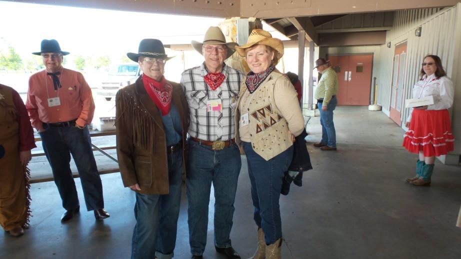 Western theme - Great fun!